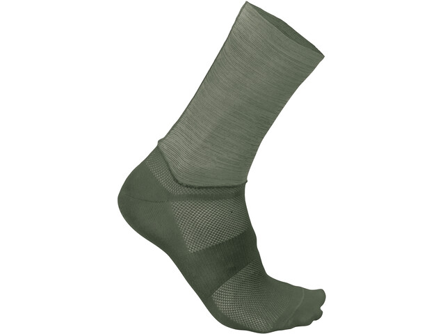 Sportful Giara 18 Chaussettes Homme, dry green